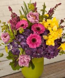 Wowzers Bouquet Columbus Oh Florists Newark Ohio Flowers