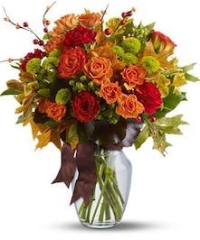 Autumn's Wonder Columbus Oh Florists Griffins