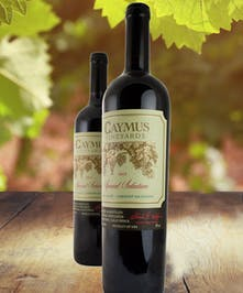 caymus special selection Cabernet 2013 New Albany Ohio Wines Newark Ohio