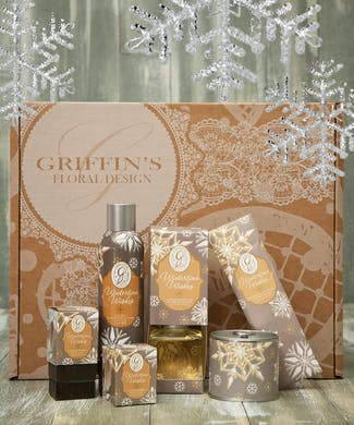 Wintertime Wishes  Aroma Gift Set