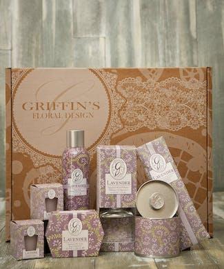 Lavender Aroma Gift Set