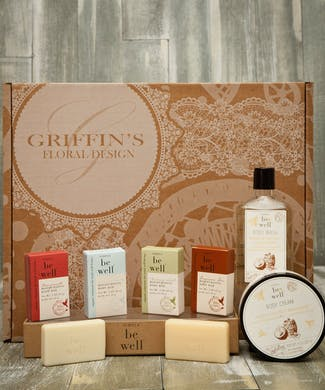 Simply Be Well Soap & Lotion Tester Gift Set