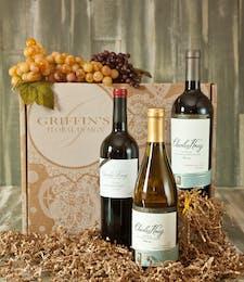 Charles Krug Reserve Wine Set