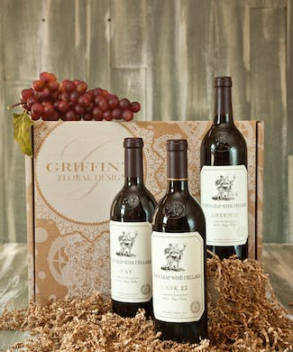 Stag's Leap Wine Set