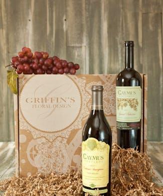 Caymus Series Wine Set