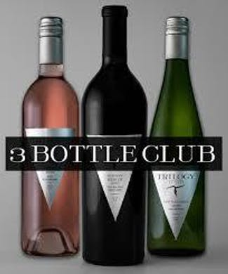3 Bottle Wine Club