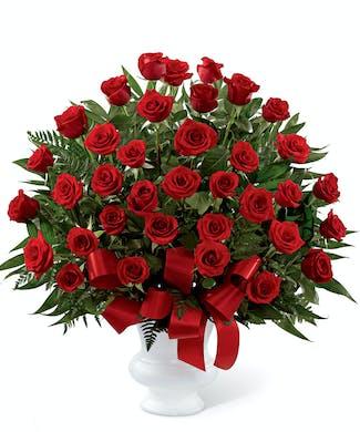 A Memorable Rose Bouquet