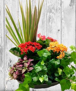 Blooming Garden Bowl