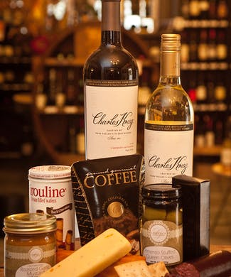 Charles Krugg Double Wine Gourmet Premium Collection