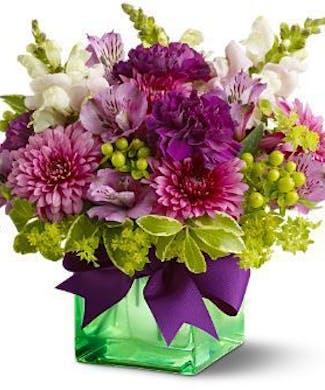 Pick Me Up Wish Bouquet