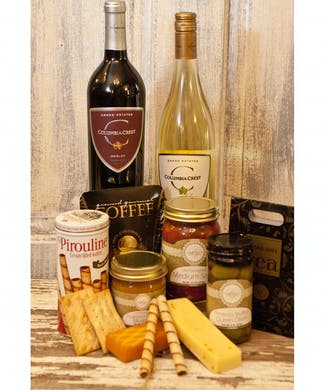 Columbia Crest Double Wine Premium Collection
