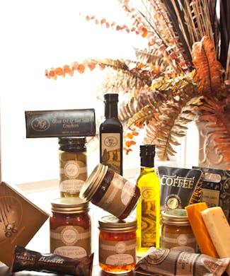 Deluxe Italian  Gourmet Gift Set