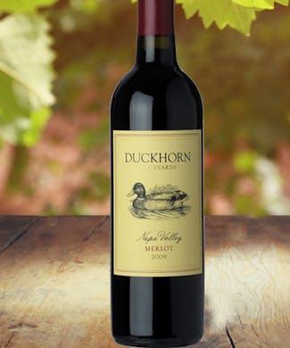 2009 Duckhorn Napa Valley Merlot