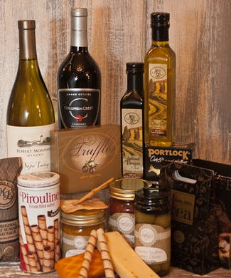Grand Galor Double Wine Gourmet Premium Collection