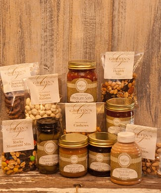 Griffin's Private Collection Gourmet Set