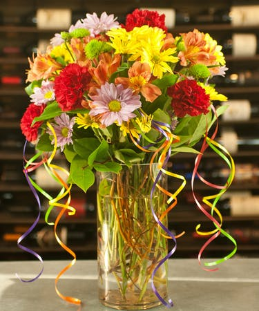 Send Birthday Flowers Columbus Oh Flower Delivery Griffin S Floral