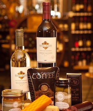 Kendall Jackson Vintners Double Wine Gourmet Premium Collection