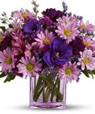 Lavender Sunset Bouquet