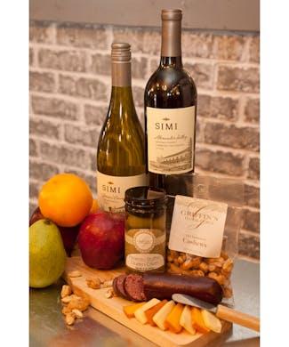 Simi Double Wine Gourmet Premium Collection