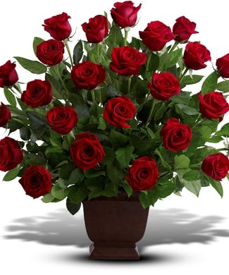 Tribute Rose Bouquet