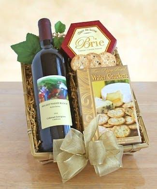 Classic California Wine & Cheese